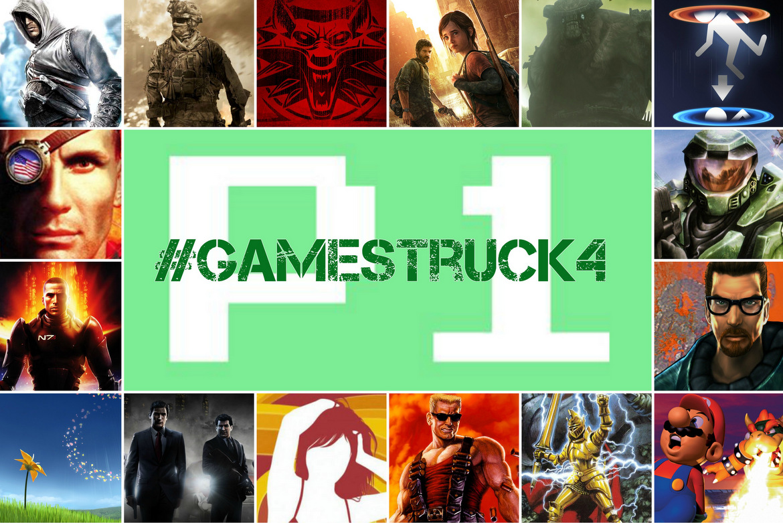 #GameStruck4 – Spelen som definierade oss