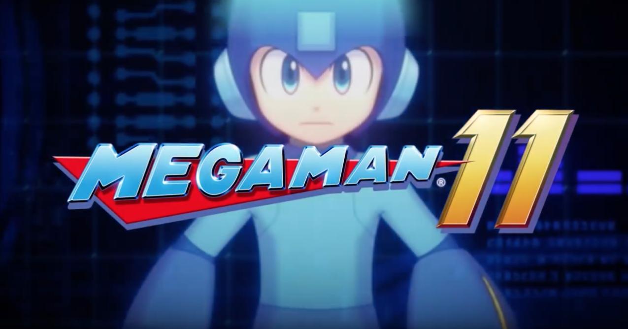 Mega Man 11-trailer