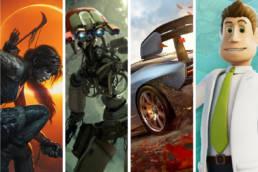 Bästa från E3 2018