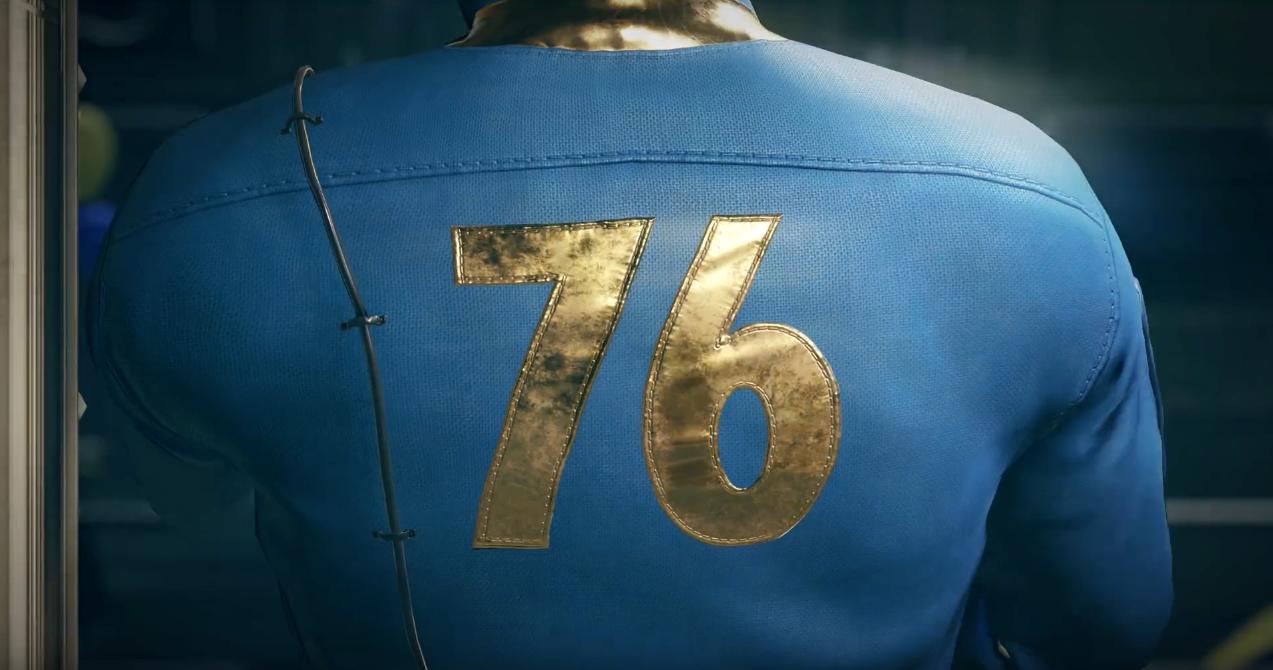 Fallout 76 – Teaser-trailer