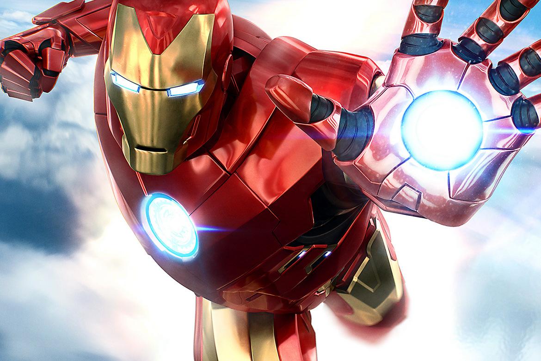 En tidig titt på Iron Man VR