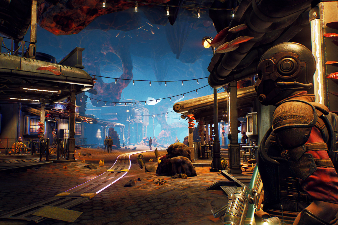 Veckans spelmelodi: The Outer Worlds – Hope