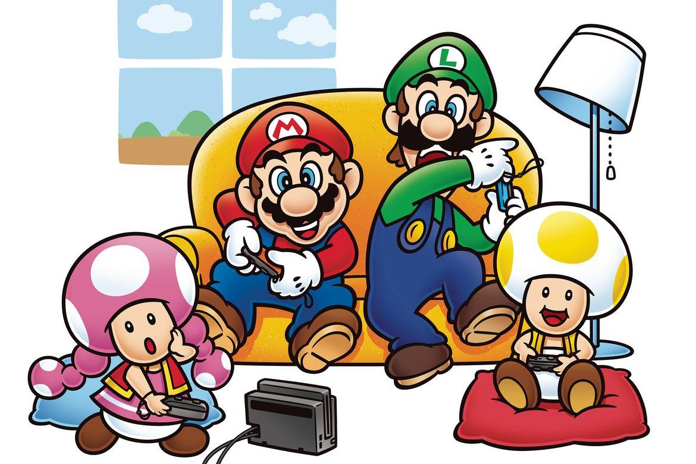 Jätteguide: Bästa spelen för fyra spelare till Nintendo Switch