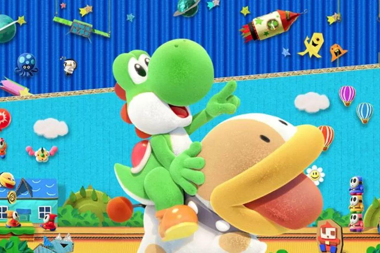 Åtta saker som gör Yoshi's Crafted World till ett utmärkt val
