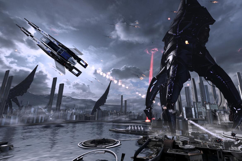 Veckans spelmelodi: Mass Effect 3 – Leaving Earth