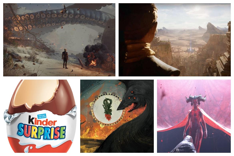 Vad Andrea hoppas få se under Playstation 5-eventet
