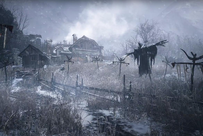 Resident Evil Village gör trailerdebut