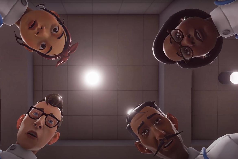 Antalet spelare och ambitionerna växer i Surgeon Simulator 2