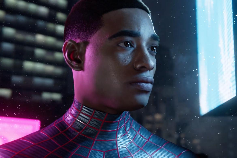 Marvel's Spider-Man: Miles Morales svingar till PS5 i vinter