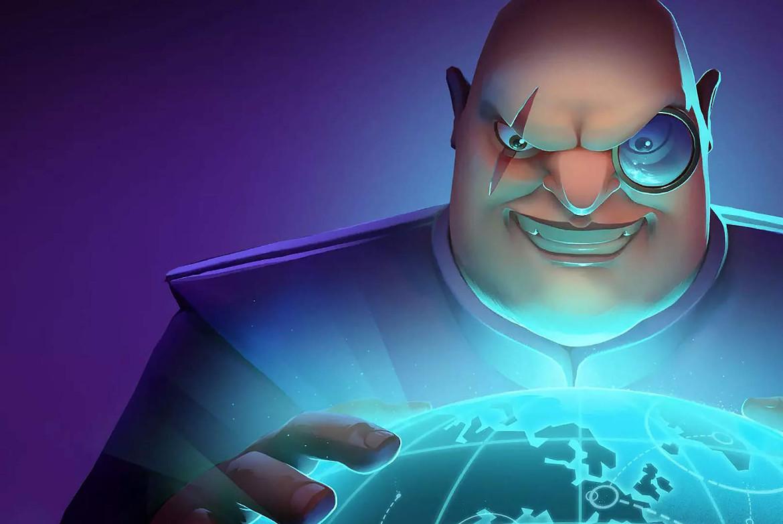 Skapa ditt ondskefulla imperium i Evil Genius 2: World Domination