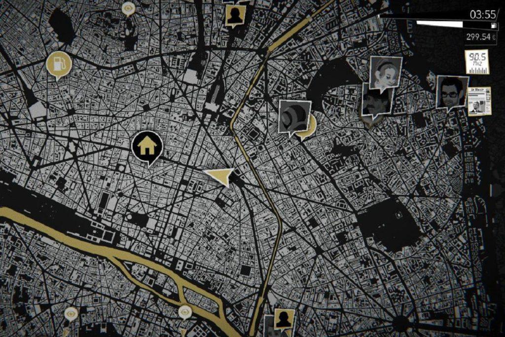 Paris i Night Call