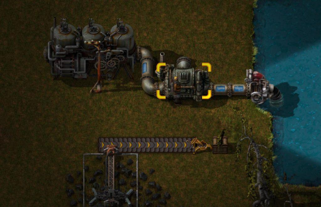 När du inser att kol är en begränsad resurs lägger du på ett kol för att hitta alternativ energiförsörjning.