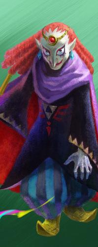 Yuga från A Link Between Worlds