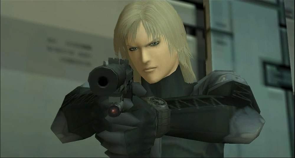 Raidens uppdrag är en bluff (Metal Gear Solid 2: Sons of Liberty)