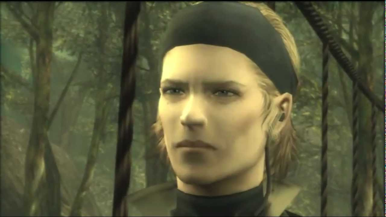 Slutstriden med The Boss (Metal Gear Solid 3: Snake Eater)