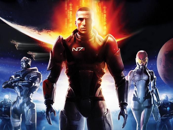 Tio år av Mass Effect