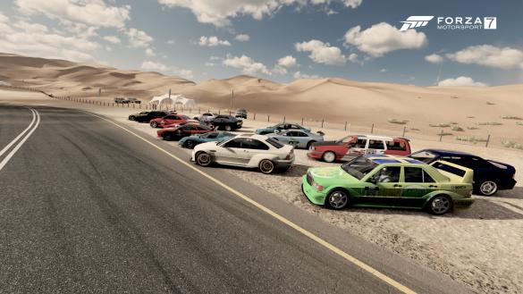 Tack för en härlig säsong i Forza 7!