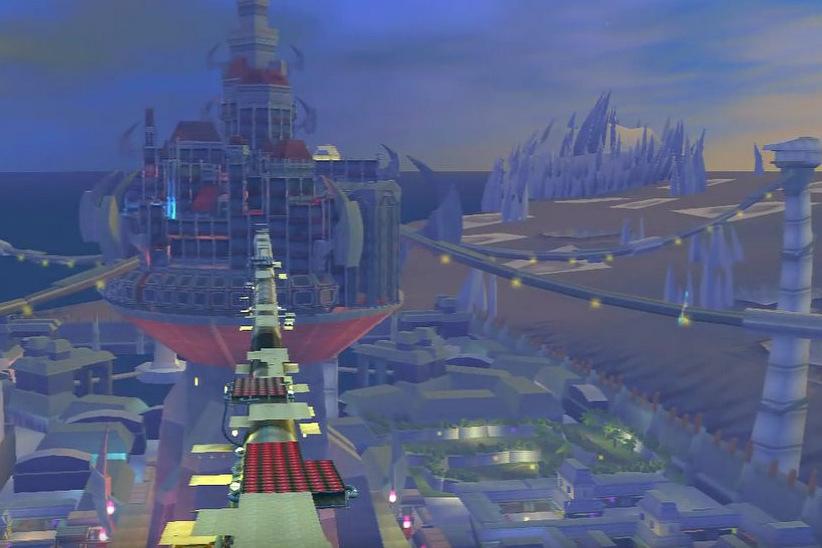 En oförglömlig vy från Jak 2: Renegade