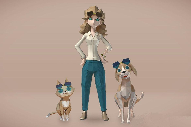 Det osar katt om The Good Life på Kickstarter