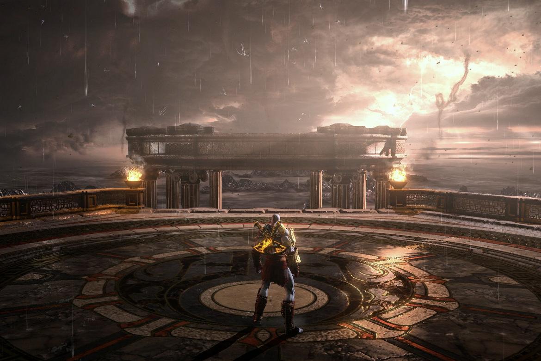 Allt har sin plats i Kratos antika Grekland