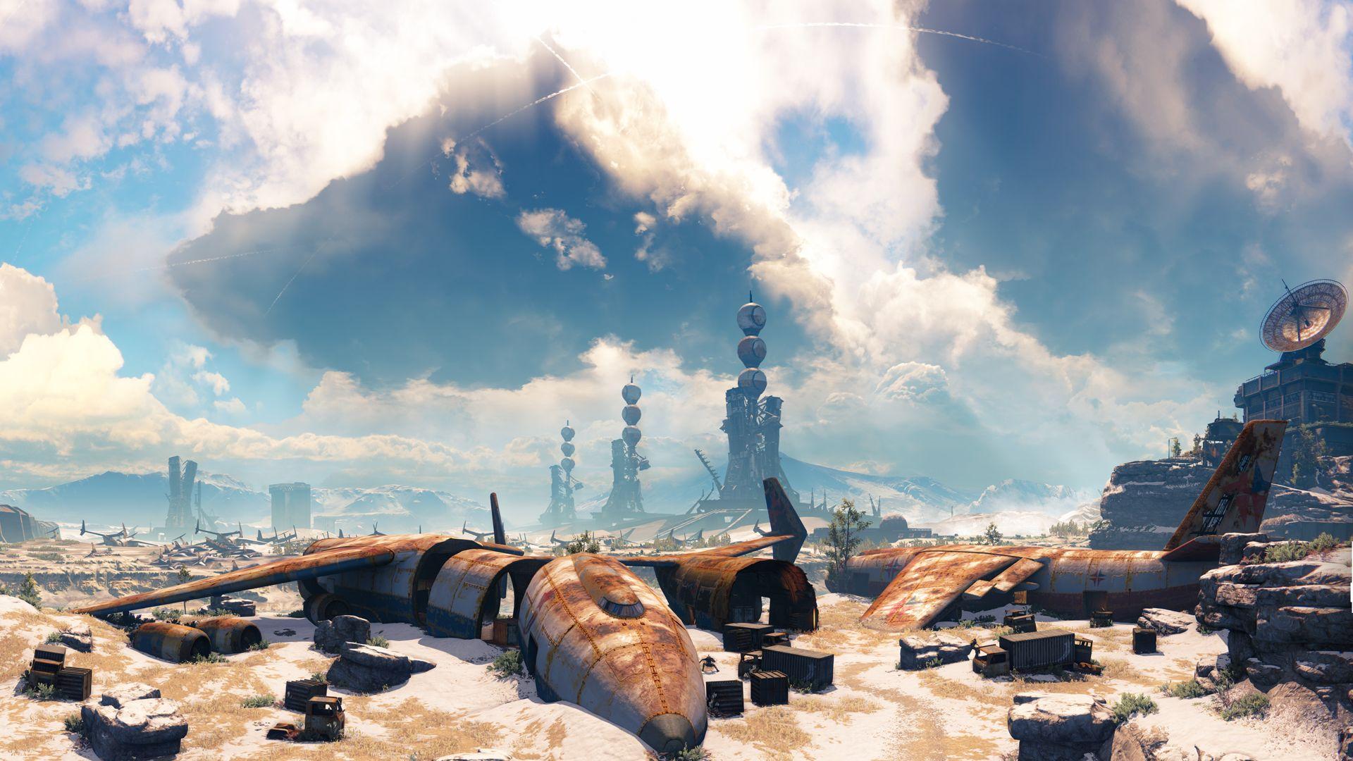 Kärleken till Destinys skybox