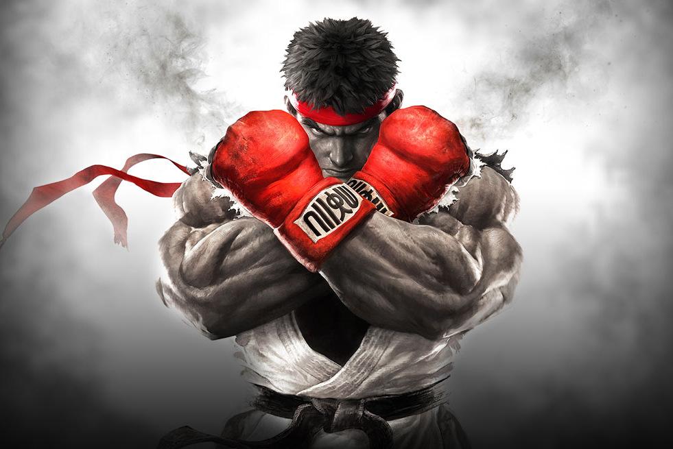 "Fightingspel – den ""enkla"" e-sporten"