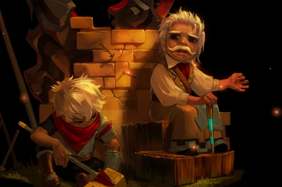 Veckans spelmelodi: Bastion – Setting Sail, Coming Home