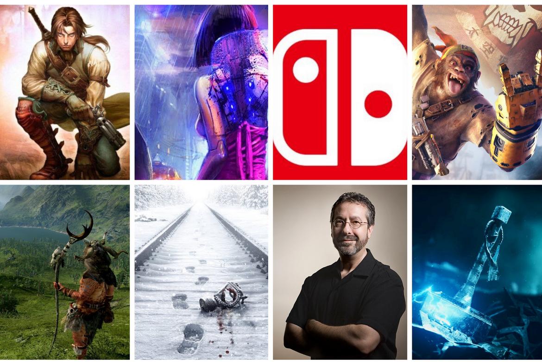 Såhär ser vår önskelista för E3 2018 ut