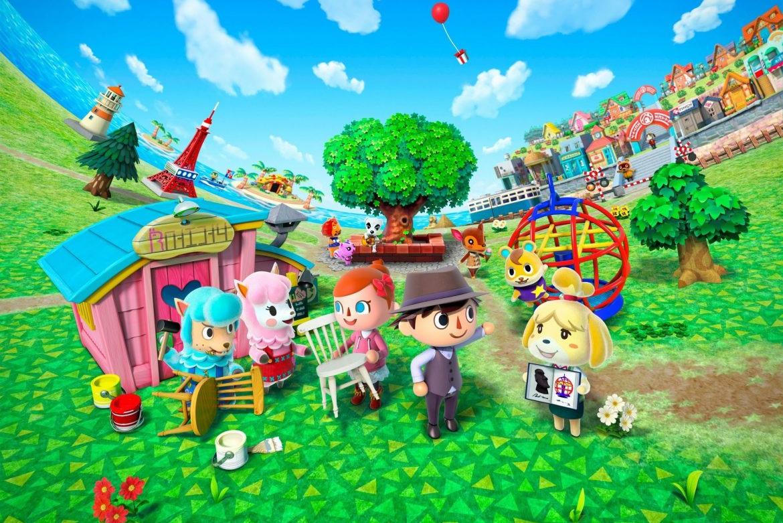 Animal Crossing ingjuter liv med minimalism