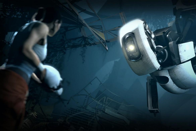 Portal: Vad som finns på andra sidan