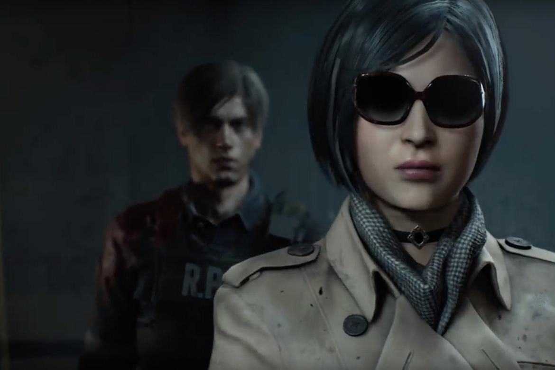 Ny Resident Evil 2-trailer gör oss nostalgiska