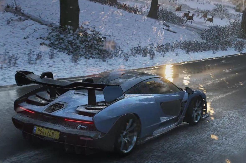 Redo för Forza Horizon 4