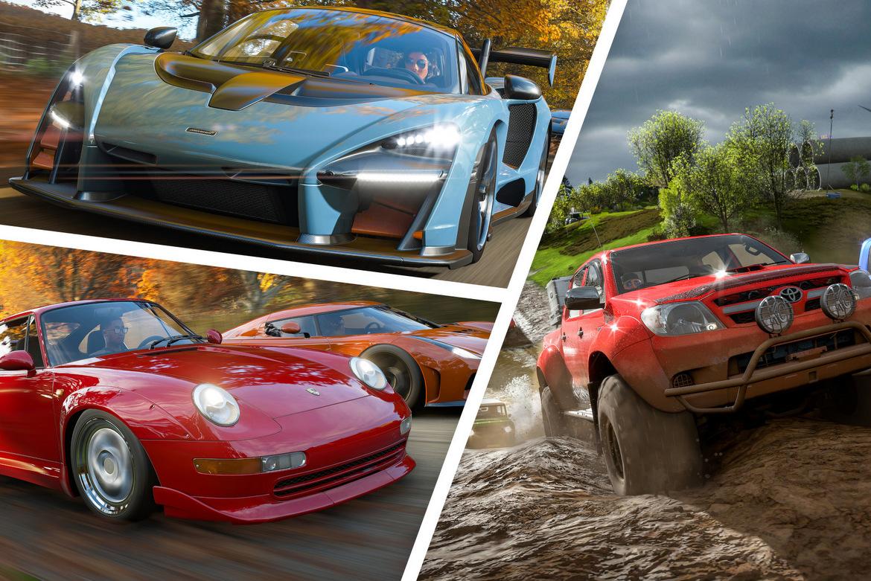 Hur Forza Horizon 4 får hela spelvärlden att leva