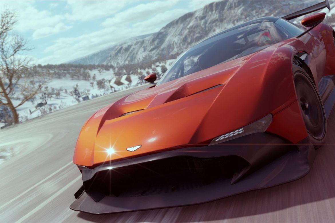 Hur Forza Horizon 4 lärde mig att älska bilar