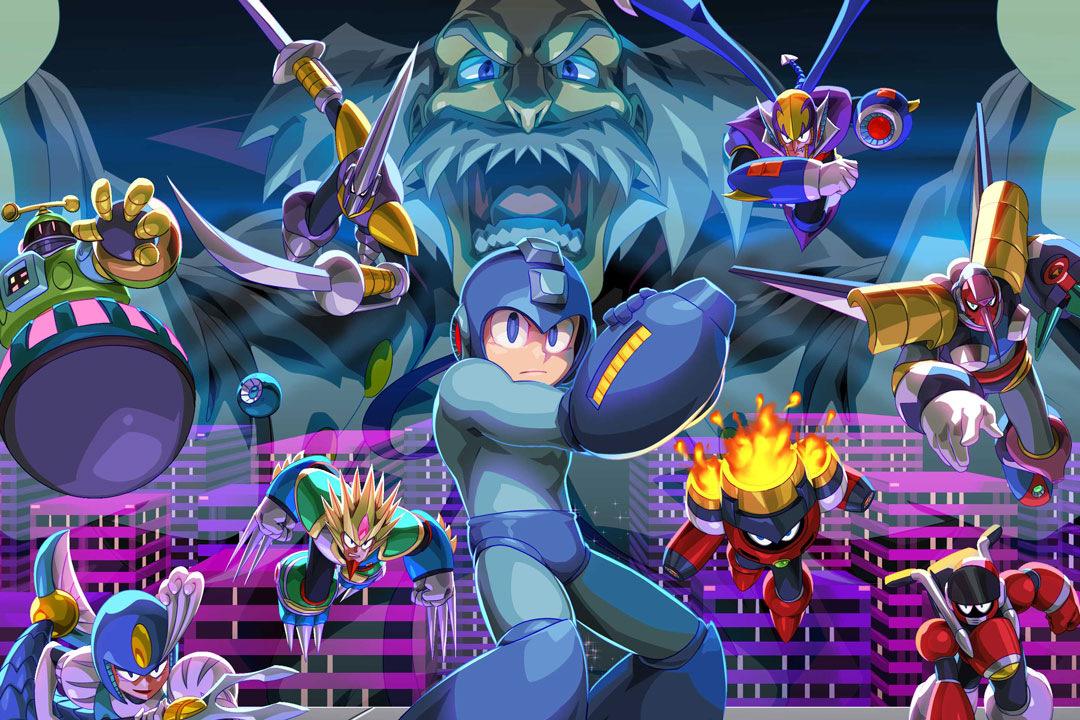Veckans spelmelodi: Mega Man 9 – Flash in the Dark