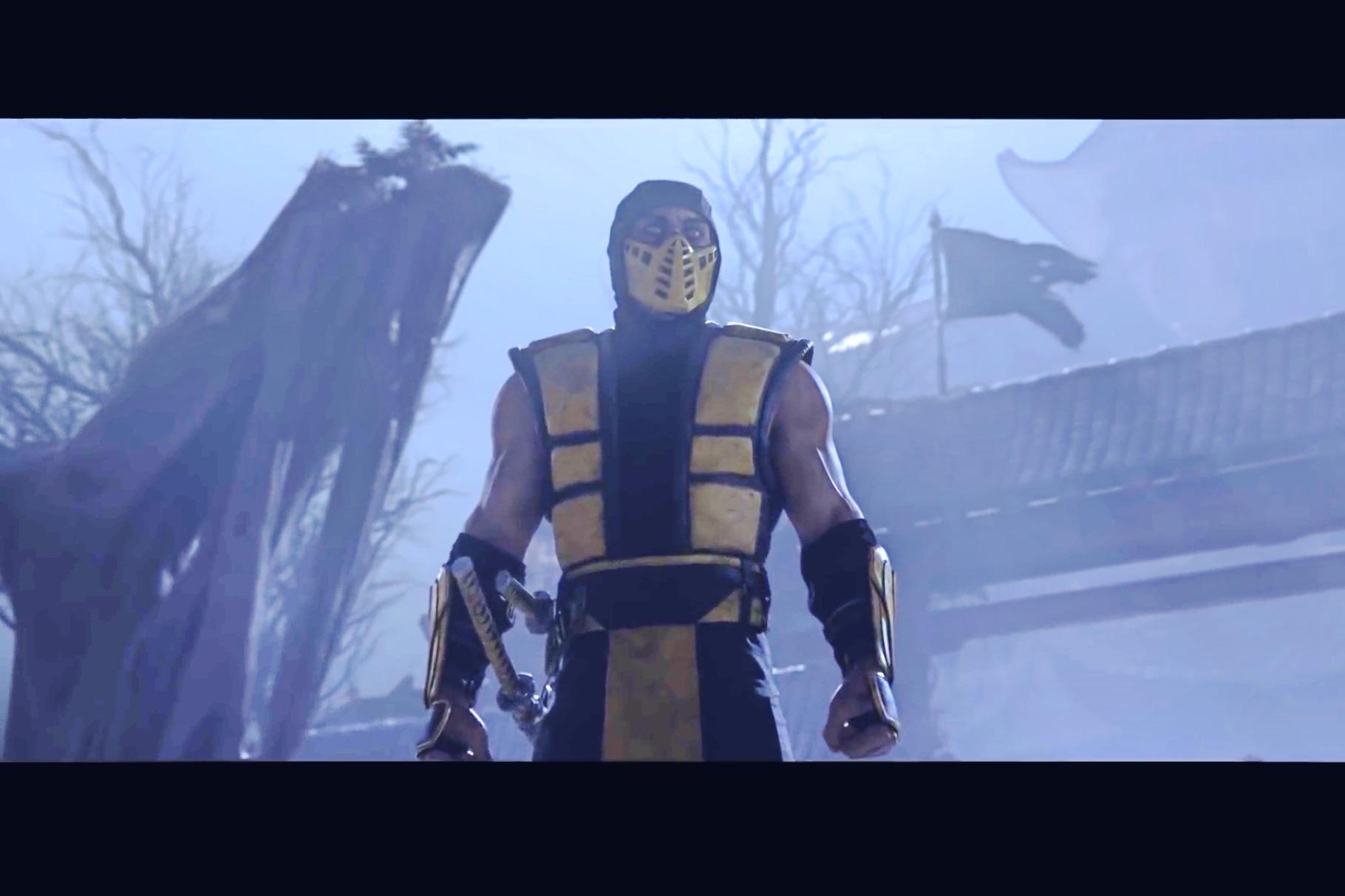 Mortal Kombat 11 – utannonseringstrailer