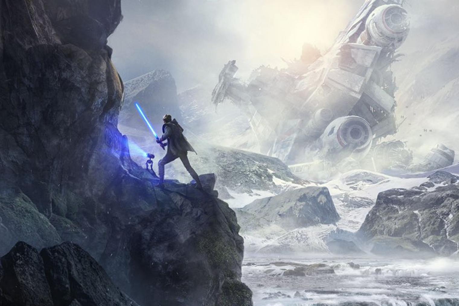 Premiärtrailern för Star Wars Jedi: Fallen Order är här