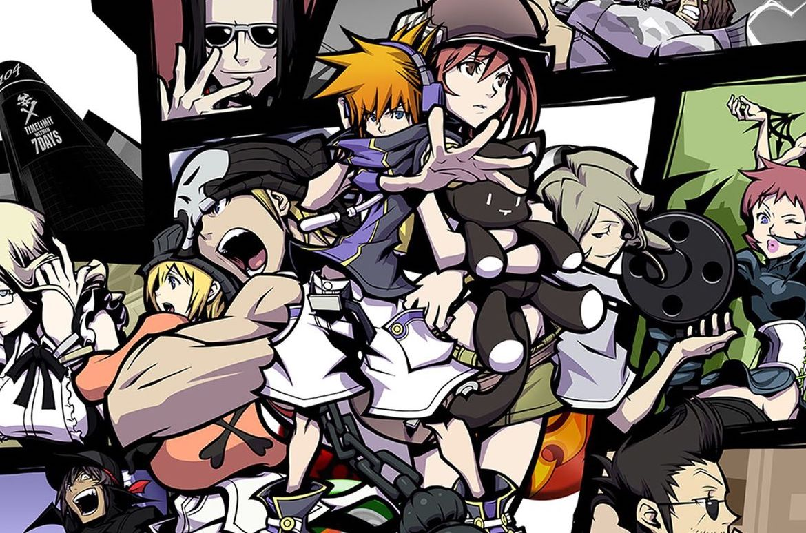 Veckans spelmelodi: The World Ends with You – It's so Wonderful
