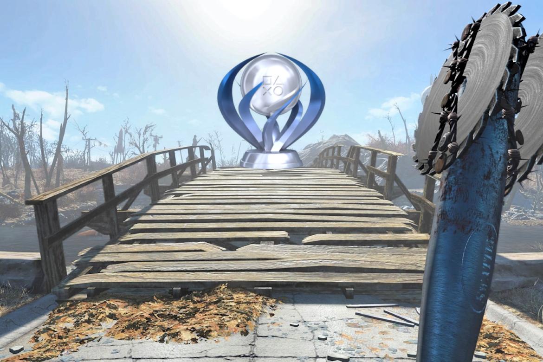 Fallout 4 och jakten på platina: del 1