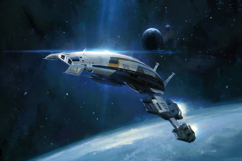 Veckans spelmelodi: Mass Effect – Uncharted Worlds