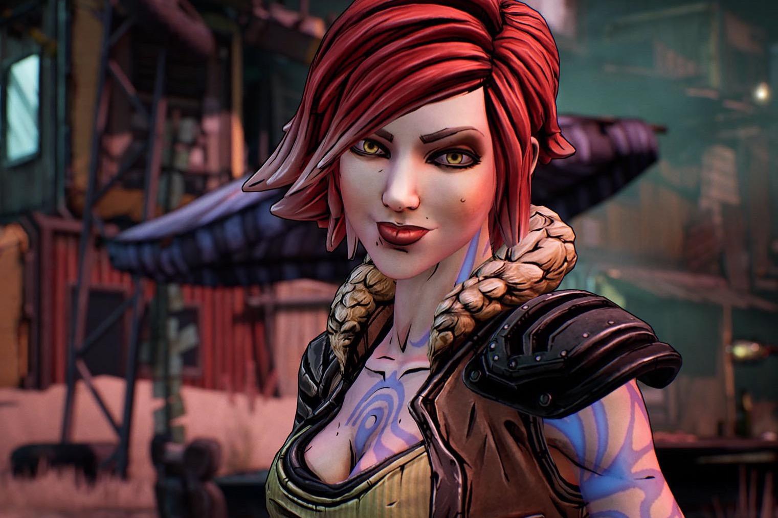 Gameplay-premiär för Borderlands 3