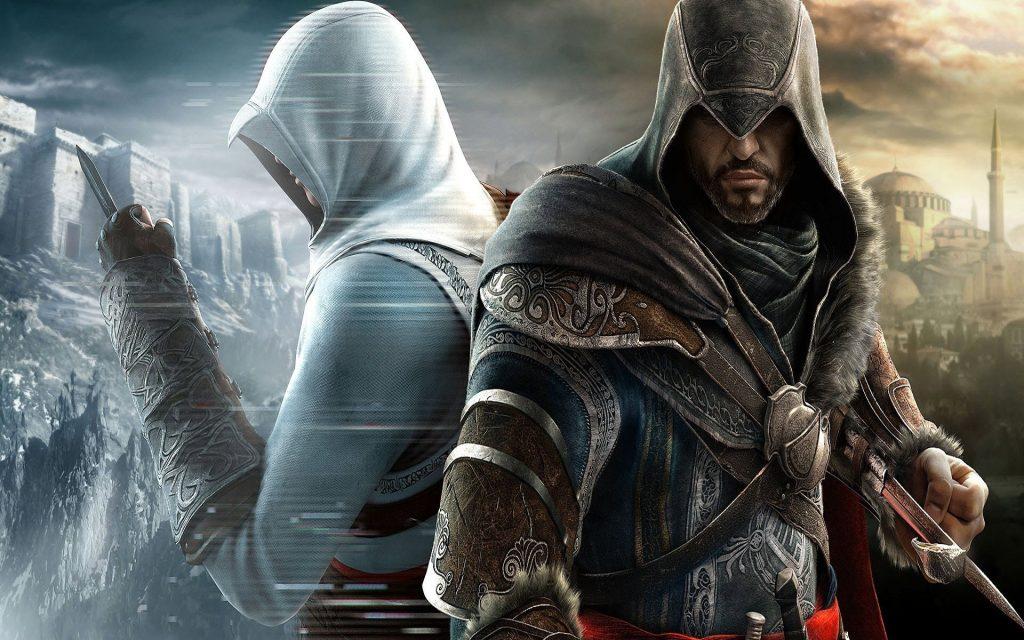 Altaïr och Ezio