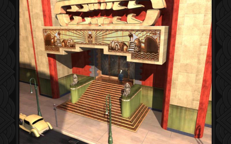 Teater i Grim Fandango