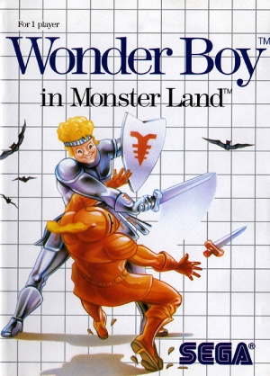 Wonderboy in Monster Land
