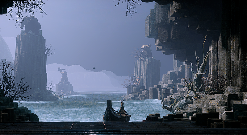 Dragon Age - Storm Coast