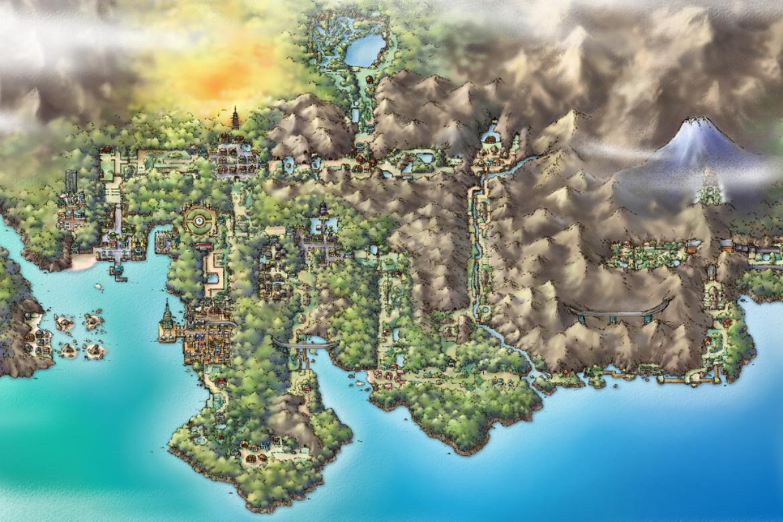 Speciella stunder: Bortom Johto i Pokémon Silver