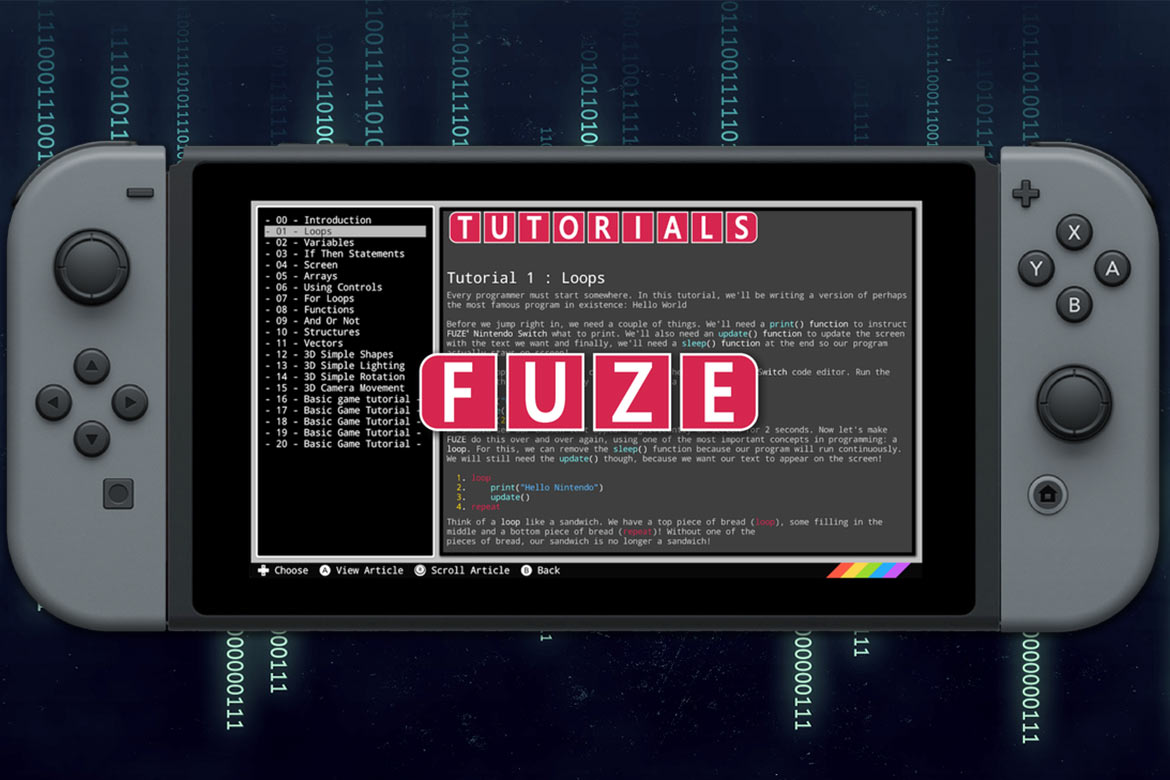 Fuze 4 Nintendo Switch