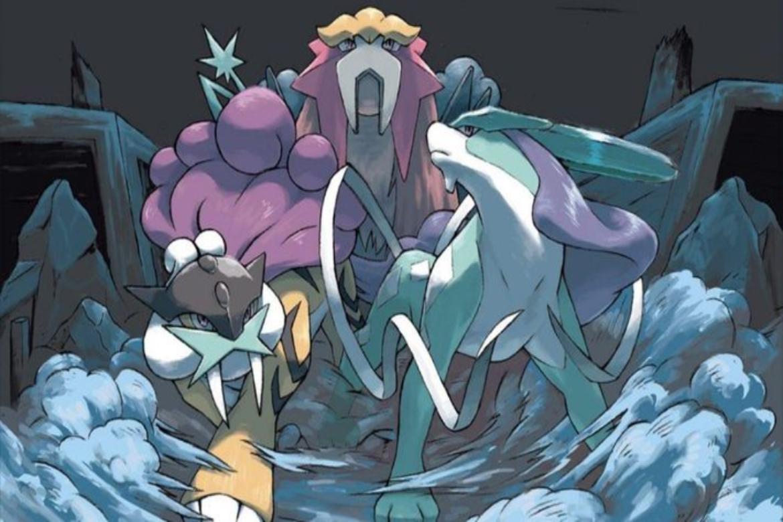 När jag fångade allihop i Pokémon Crystal