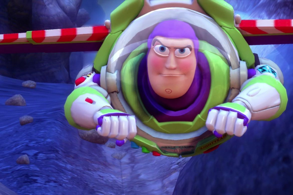 Har du spelat… Toy Story 3: The Video Game?