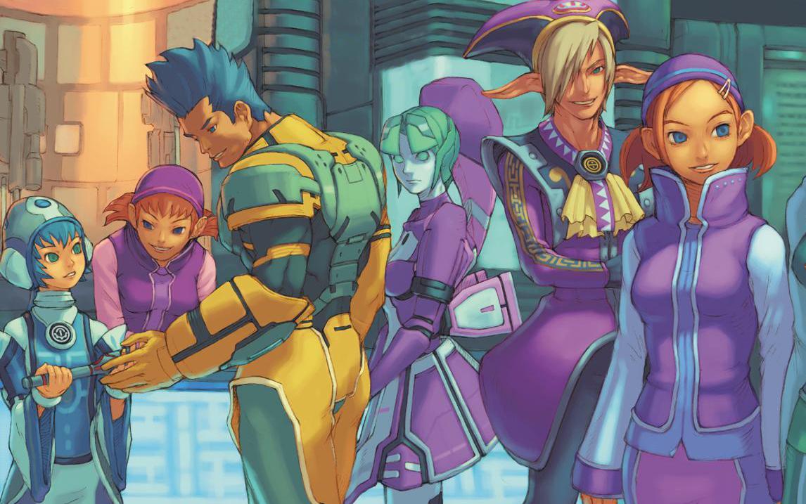 Speciella stunder: När min tid i Phantasy Star Online stod mig dyrt